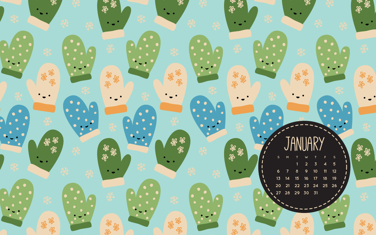 Cute January Calendar Wallpaper : Cute july calendar wallpaper pomsky