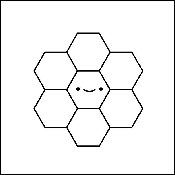 http://molliejohanson.com/wildolive/hexagontinies/HexagonTinies_HexagonFlower.png
